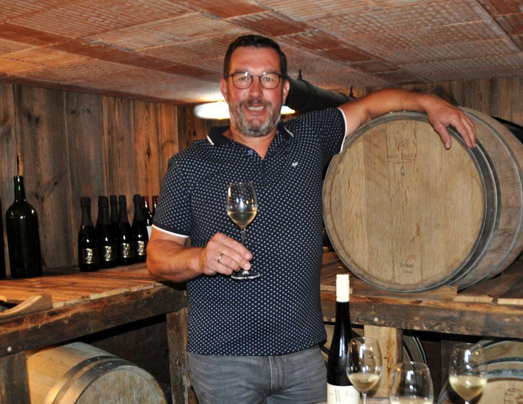 Weinabend beim Weingut Patke